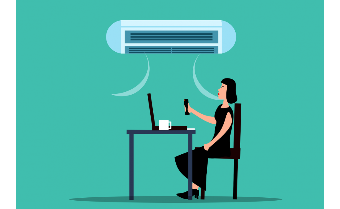 Tipy ako používať klimatizáciu zdravšie