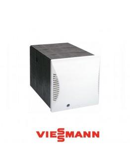 Nástenný vonkajší kryt štvorcový - s pripojením na vzduchový kanál - Vitovent 200 D