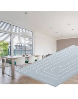 Panel sálavý stenový stropný UPONOR systém Renovis - 1200x625