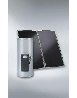 Doplnkový balík Vitosol 100-FM pre zostavy s Vitocell 100-W, typ CVBB - horizontálne prevedenie